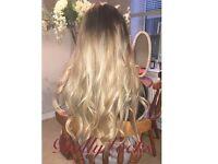 DollyLocks hair extensions