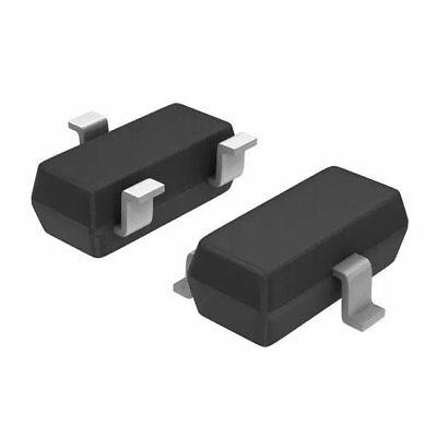 100x Motorola Pmbt3906t-r 3906 Switching Transistor -40v -200ma Smd Sot-23