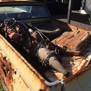 Ford XY 6 cylinder motor and c4 auto gearbox Kings Langley Blacktown Area Preview