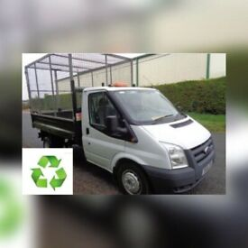 ☎️ 07487379597 RUBBISH/WASTE COLLECTION /RUBBLE REMOVAL/BUILDER'S WASTE/GARDEN WASTE/HOUSE CLEARANCE