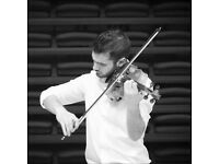 Violin & Music lessons at all levels