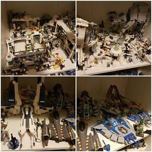 Lego Collection Star Wars, Indiana Jones, and Batman