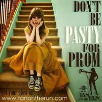 GET A MOBILE SPRAY TAN FOR PROM!!
