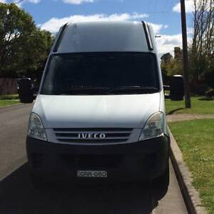 6 seat 2009 Iveco Daily 12cm load, CONVERTIBLE to 3 seat 15.6cm Berry Shoalhaven Area Preview