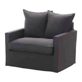 New Ikea HARNOSAND COVER SET ONLY for 2 seat sofa