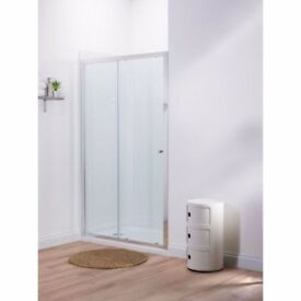 Mira elevate sliding shower screen 1200 mm