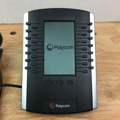 New Polycom 2201-46350-001 Vvx Telephone Color Expansion Module