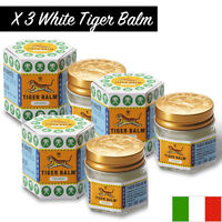 3 X Balsamo Di Tigre Bianco Originale ( In Italia ) / White Tiger Balm - 21 Ml -  - ebay.it