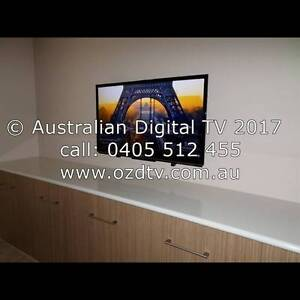 Wall Hanging Service 70 75 78 79 84 85 inch LED Digital TV Mount Wallan Mitchell Area Preview