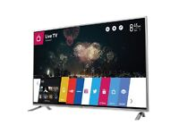 "LG 49"" smart tv"