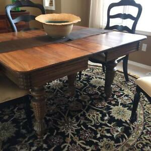 Gorgeous Antique Dining Table