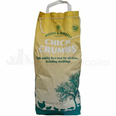 Dodson & Horrell Starter Chick Crumbs Ducklings Goslings Feed 5kg
