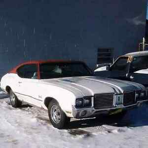 Wanted 1970-1972 Oldsmobile Cutlass parts or parts car