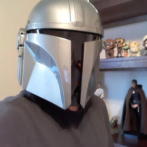 Mandalorian Helmet Star War Boba Fett High Quality 1:1 Hard PVC Starwar Cosplay