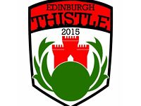 Edinburgh Thistle - Players Wanted