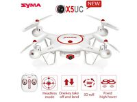 Drone with camera X5UC