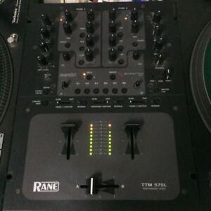Rane TTM 57SL DJ mixer $400