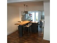 Newly refurbished 2 bed terrace house to rent (unfurnished) - City Centre - Parking - No Fees
