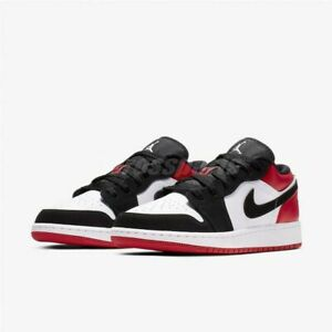 439ff1bfbe846e Jordan 1 Low - Black Toe BNIB Size ...
