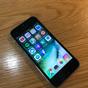 Apple iPhone SE Space Grey....16gb
