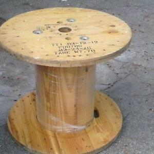 ISO: Wire spools