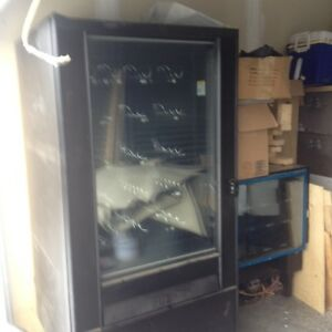 For Sale-Refriderated/Frozen Vending Machine/Key Locks Cylinder