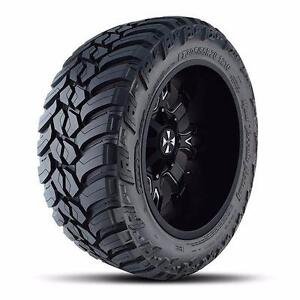 AMP Attack M/T 305/55R20 $1299/set of 4! *Snowflake Rated* 305 55 20 33 1250 20