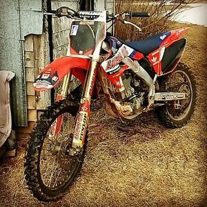 2007 honda crf250r for sale