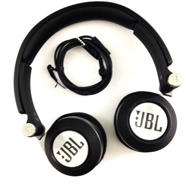 JBL On-Ear Headphones Black E30BLK