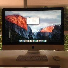 """Apple iMac 27"""" 2.66GHz Intel Core i5 12GB Cabramatta Fairfield Area Preview"""
