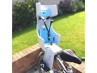 Bobike child seat / child carrier - rear mounted
