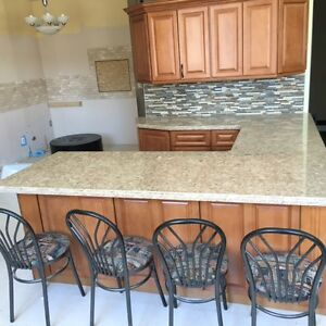 Brand New display Kitchen from Bankrupt Business -Orinally $9000