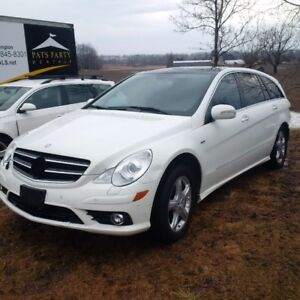 PARTING OUT 2010 MERCEDES-BENZ R 350 205,000KMS