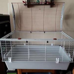 Large living world cage for sale