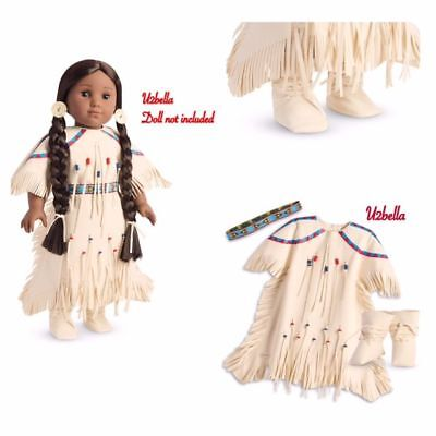 American Girl Kaya's Trading Outfit for 18in Doll New In Box NO DOLL