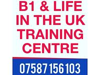 LIFE IN THE UK AND TRAINITY'S B1 PREAPRATION CLASSES BY LEARNWISE BRADFORD, HUDDERSFIELD , LEEDS.