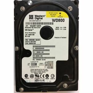 WESTERN DIGITAL CAVIAR 80 GB IDE/PATA HARD DRIVE-NEW!!!