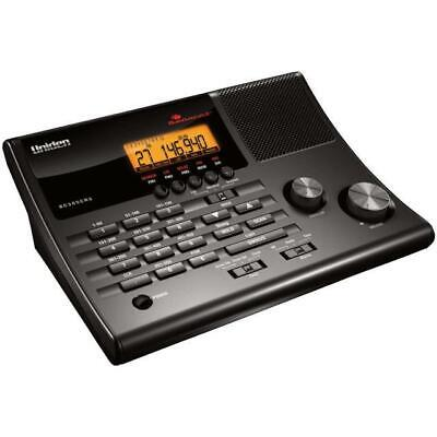 500 channel analog police scanner with alarm