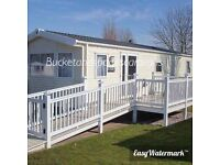 Marton mere Caravans to hire by genuine letting agent