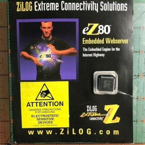 Zilog eZ80 Embedded Webserver Extreme EZ80SL2003 New Original Packaging