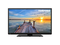 Toshiba 40L1333DB full HD, Freeview LED TV