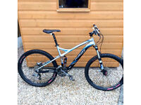 SPECIALIZED STUMPJUMPER FSR COMP, EXCELLENT CONDITION, 2009 MEDIUM - NOT LOOKING TO SWAP!