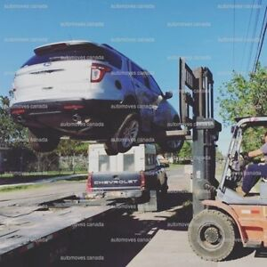 Impact Auction Car Transport - Salvage Vehicle Shipping