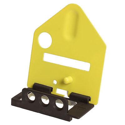 Vorhängeschloss für Iskra Motorschutzschalter MS25, Nr. 4073.5152
