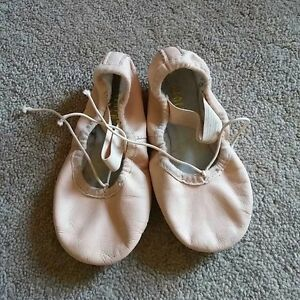 Ballet slippers toddler size 8.5