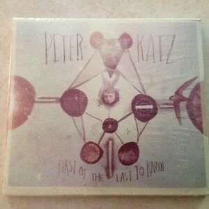 PETER KRATZ CD-FIRST OF THE LAST TO KNOW