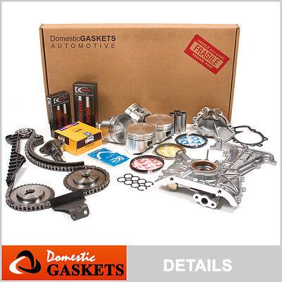 Nissan 200sx Engine (Fit 94-99 Nissan Sentra 200SX Infiniti G20 2.0L DOHC Engine Rebuild Kit SR20DE )