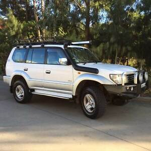 2000  90 Series Prado loaded with $9K of Ironman 4x4 Accessories Forestville Warringah Area Preview