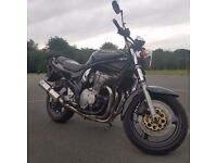 SUZUKI BANDIT GSF600CC DELIVERY AVAILABLE