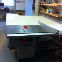 $575 Table saw Delta Industrial / Banc de scie Delta ind.